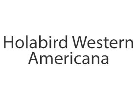 Holabird Western Americana