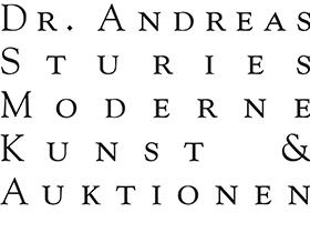 Dr. Andreas Sturies Moderne Kunst & Auktionen