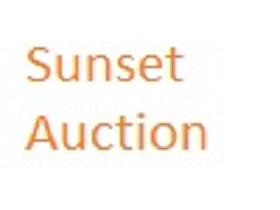 Sunset Auction