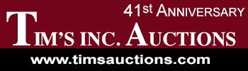 Tim's Inc. Auctions
