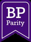 BP Parity Banner